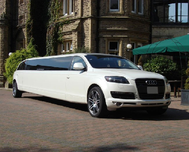 Limo Hire in Burntisland