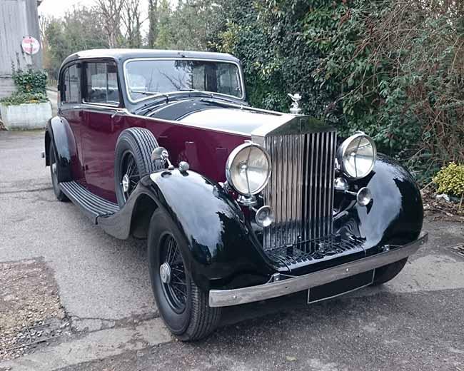 1937 Rolls Royce Phantom