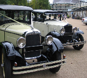1927 Studebaker Dictator Hire in Highcliffe