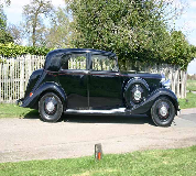 1939 Rolls Royce Silver Wraith in Great Harwood