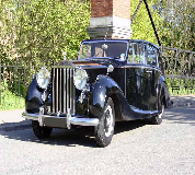 1952 Rolls Royce Silver Wraith in Banbridge