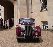 1955 Rolls Royce Silver Wraith in Newton le Willows