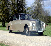 1964 Rolls Royce Phantom in Eccleshall