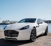 Aston Martin Rapide Hire in Bexhill on Sea