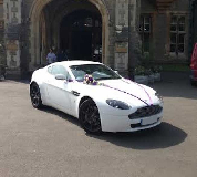 Aston Martin Vantage Hire  in Burntisland
