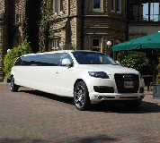 Audi Q7 Limo in Alford