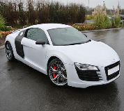 Audi R8 Hire in Kingsteignton