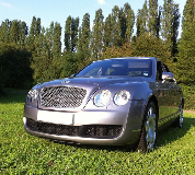 Bentley Continental GT Hire in Tiverton