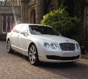 Bentley Flying Spur Hire in Madeley