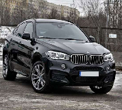 BMW X6 Hire in Market Bosworth