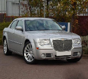 Chrysler 300C Baby Bentley Hire in Wormit