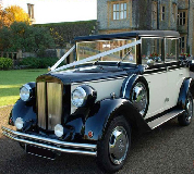 Classic Wedding Cars in St Andrews