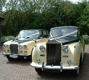 Crown Prince - Rolls Royce Hire in Burton upon Trent