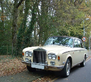 Duchess - Rolls Royce Silver Shadow Hire in Cowes