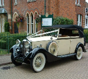 Gabriella - Rolls Royce Hire in Shifnal