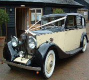 Grand Prince - Rolls Royce Hire in Tywyn