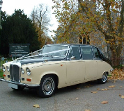 Ivory Baroness IV - Daimler Hire in Lincoln