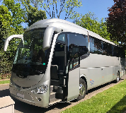 Large Coaches in Poulton le Fylde