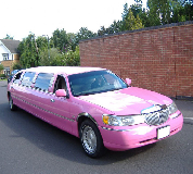 Lincoln Towncar Limos in Consett