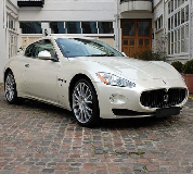 Maserati Granturismo Hire in Newton le Willows