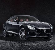Maserati Quattroporte Hire in Mold