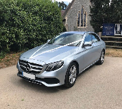 Mercedes E220 in Matlock