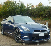 Nissan GTR in Willenhall