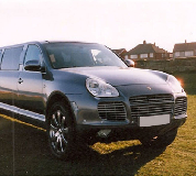Porsche Cayenne Limos in Hindley