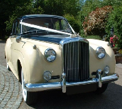 Proud Prince - Bentley S1 in Llangors