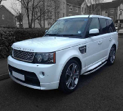 Range Rover Sport Hire  in Biggar