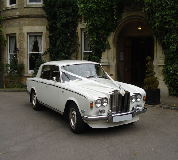 Rolls Royce Silver Shadow Hire in Wroxham