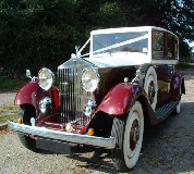 Ruby Baron - Rolls Royce Hire in Scone
