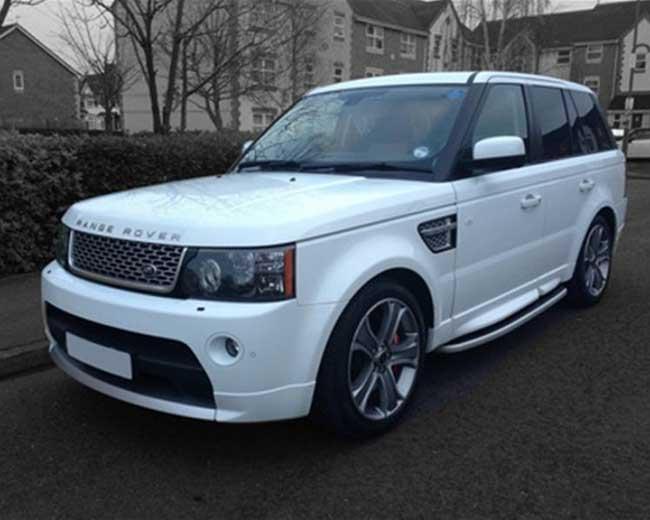 Range Rover Sport Hire